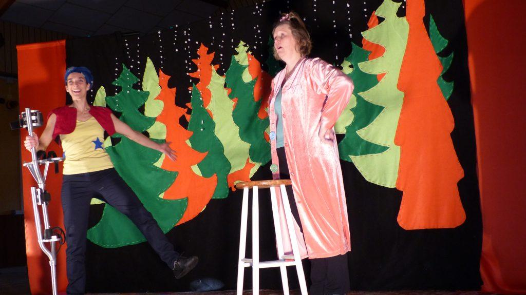 spectacle noel participatif cirque conte 3-12ans