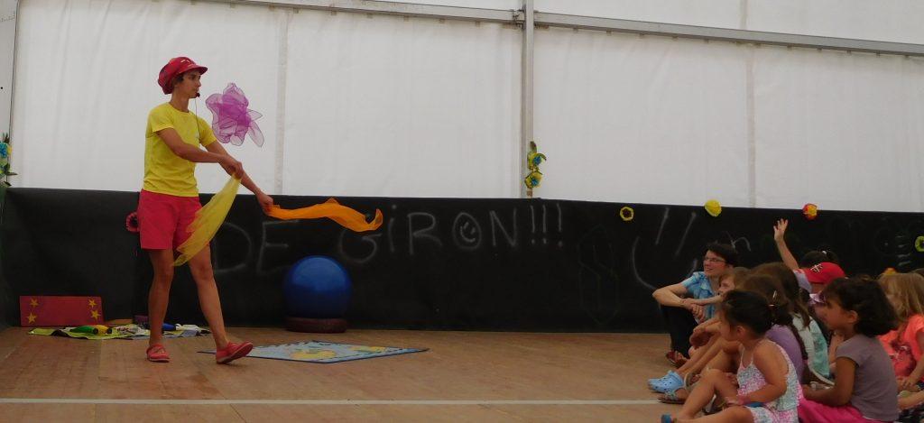 fête de village_ spectacle tout public_cirque