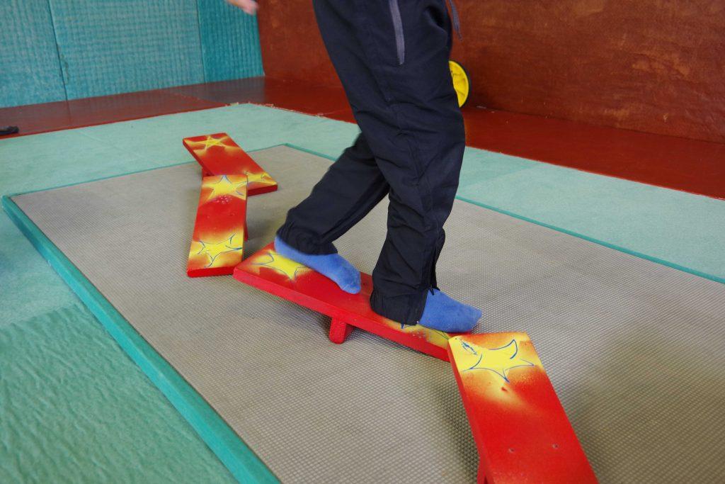 cirque à l'école _ classe découverte cirque