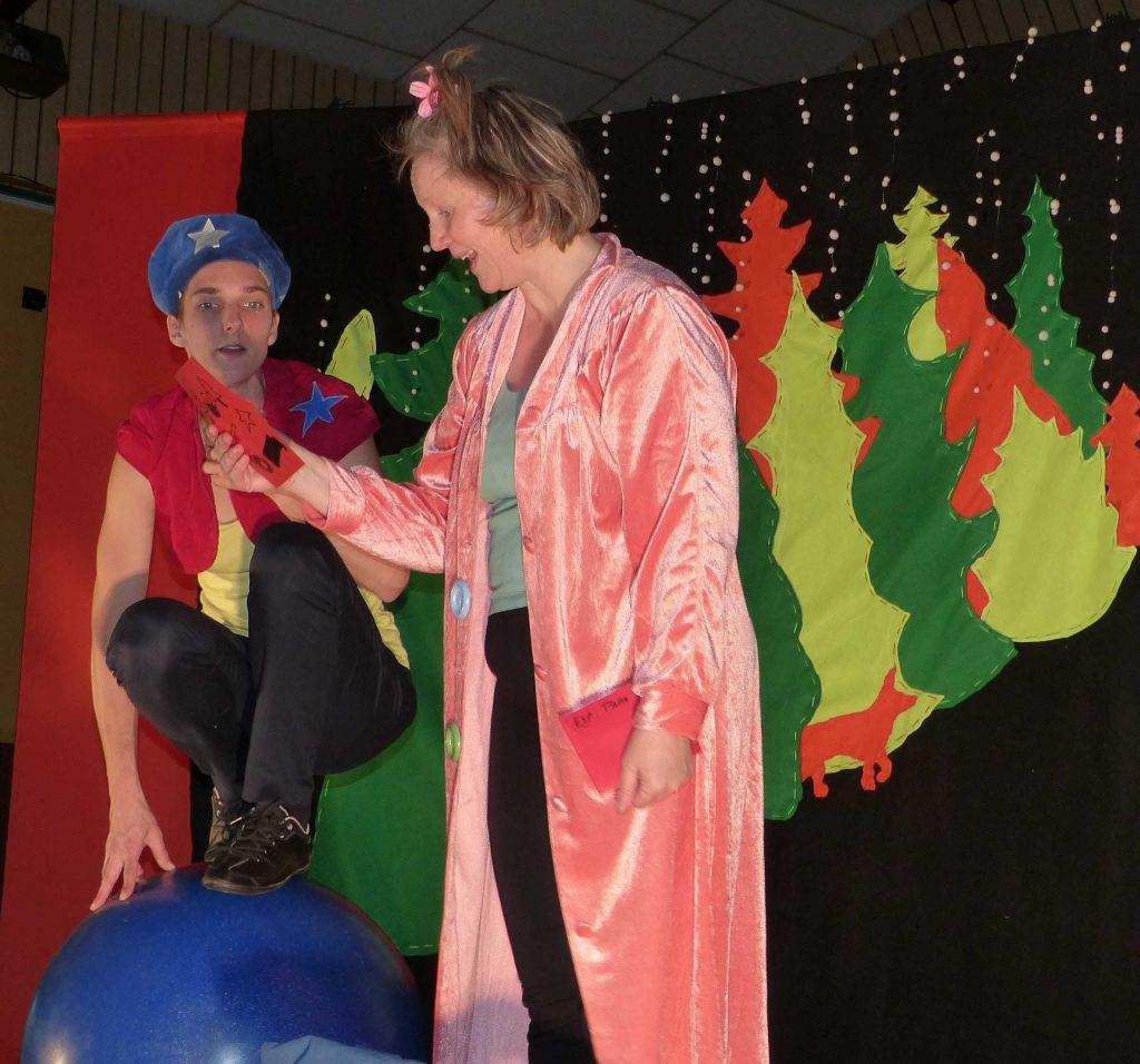 Spectacle Noël Ain cirque conte enfant famille multi-âges