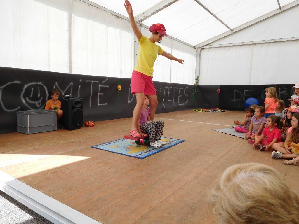 spectacle cirque Fleur Meximieux, Ambérieu, Bourg, St Vulbas
